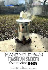 can turkey stand trash can turkey stand how to make a trashcan smoker for