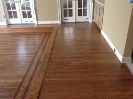 Laminate Floor Refinishing See Examples Of Custom Hardwood Laminate Flooring Refinishing