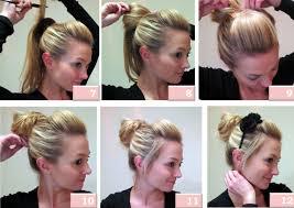 Hochsteckfrisurenen Lange Haare Dutt by Schnelle Und Einfache Frisuren Stylingideen Mit Anleitungen