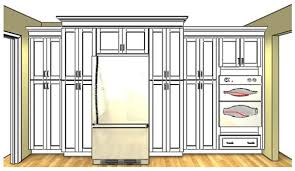 Pantry Cabinet Wall Pantry Cabinets With Kitchen Remodel It - Kitchen pantry cabinet sizes