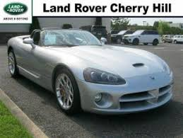 used dodge viper for sale and used dodge vipers for sale in jersey nj getauto com