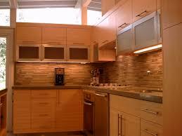 horizontal kitchen cabinets bamboo kitchen cabinets kitchen decoration