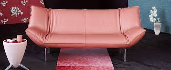Esszimmerst Le Design Leder Sofa Tango Von Leolux