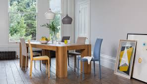 Simple 6 Seater Dining Table Design With Glass Top Heal U0027s Umbrian Table