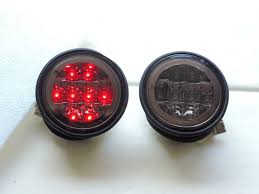 lexus is300 tail lights lexus is200 is300 98 05 led somked tail lights rear trunk led