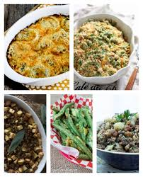 Best Side Dishes For Thanksgiving The Best Low Carb And Gluten Free Thanksgiving Side Dishes