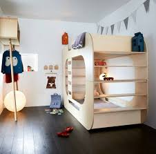 kids loft bedamericana twin loft with desk in walnut image of  with cool kids loft beds loft bunk beds petit small home decorating ideas from keanacmcom