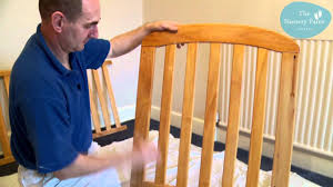 Second Hand Baby Cots Brisbane How To Paint A Cot Youtube