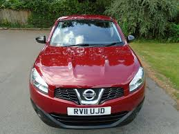 used nissan qashqai suv 1 6 visia 2wd 5dr in leatherhead surrey