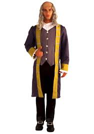 cheap costumes for adults benjamin franklin costume