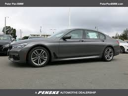 2018 new bmw 7 series 750i at peter pan bmw serving san francisco