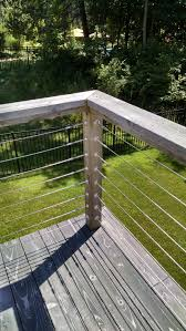 How To Build A Banister How To Build A Railing Top Decks U0026 Fencing Contractor Talk