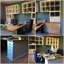 ikea bureau besta notre bureau diy à partir de meubles ikea besta kallax alex