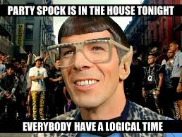 Memes Party - george takei s nine favorite star trek memes