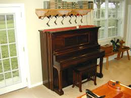 player piano roll cabinet workshop