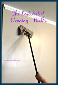 the lost art of cleaning walls queens and walls
