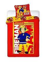fireman sam bedding children ebay