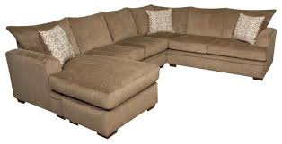 Left Sided Sectional Sofa American Furniture 6800 Sectional Sofa With Left Side Chaise