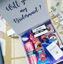 bridesmaid boxes will you be my bridesmaid boxes wedding gift hertfordshire