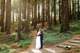 Berkeley Botanical Gardens Redwoods And Botanical Garden Wedding Noah Berkeley
