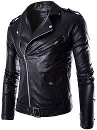 leather motorcycle jacket men u0027s classic leather motorcycle jacket with zip out lining at