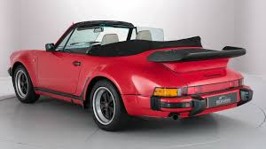 porsche 911 supersport two 1980s porsche 911 supersports hit the market