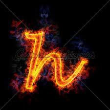 fiery letter v gl stock images