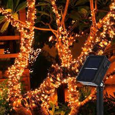 modes solar string garden led decorative lights