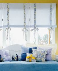 Pull Up Curtains Captivating Pull Up Curtains And Tie Up Curtains Diy Curtain