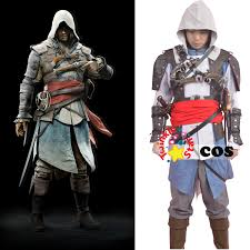 edward kenway costume compare prices on assassins creed edward kenway costume online