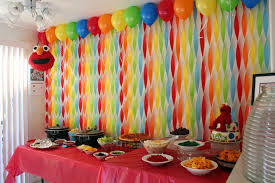elmo decorations wall decoration ideas for birthday party style get your craft on
