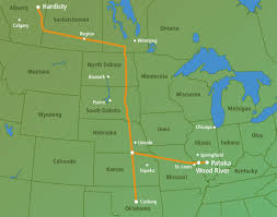 Keystone Xl Pipeline Map Some Landowners Mount Legal Bid To Deny Right Of Way To Keystone
