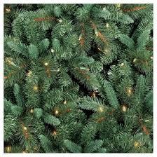 philips 7 5ft prelit artificial tree balsam fir clear