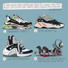 Meme Sneakers - 10 funny and relatable sneaker memes