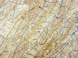 What Is Trellis Drainage Pattern Joseph J Gerencher Jr