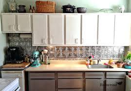 Home Depot Backsplash Kitchen Faux Tin Tiles Backsplash Kitchen Home Depot Tile With Simple