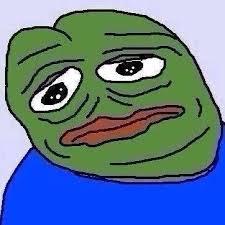Sad Frog Meme - pepe the frog meme on twitter sad frog meme is deformed http t