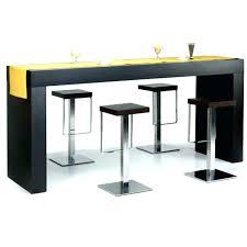 fabriquer une table haute de cuisine bar cuisine rangement table bar design haute cuisine but avec