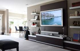 Interior Design Ideas For Tv Wall by Living Room Tv Wall Ideas 19 Wall Mounted Tv Designs
