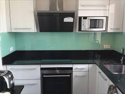 credence cuisine plexiglas cuisine plexiglas avec credence cuisine plexiglas unique stunning