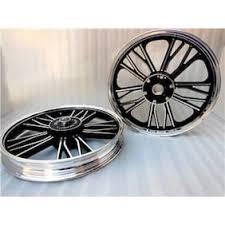 20 m light alloy double spoke wheels style 469m alloy wheels for car bike royal enfield bullet at best price online