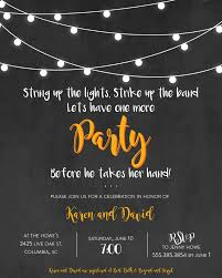 Invitation Wordings For Marriage Bridal Shower Invitation Wording Ideas And Etiquette