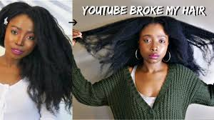 hair growth with wet set hairstyle youtube broke my hair devastating set back natural hair growth