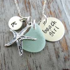 Personalized Charm Necklaces Best Glass Starfish Charms Products On Wanelo
