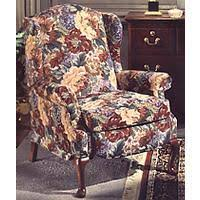 ladies queen anne reclining chair 4132 from bradington young