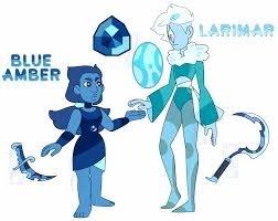 blue opal gemsona cool gemsonas favourites by laurithebear on deviantart