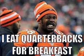 Denver Broncos Super Bowl Memes - denver broncos in super bowl 50 game day best funny memes heavy