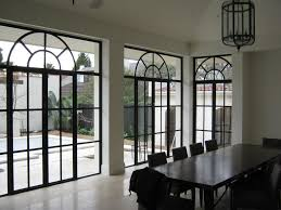 steel frame windows and doors steel windows french styled metal