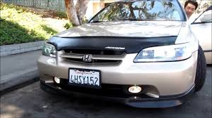 Acura Aftermarket Fog Lights Wiring Diagram Diy Oem Foglight Switch W Aftermarket Wiring Harness Part 2 Youtube