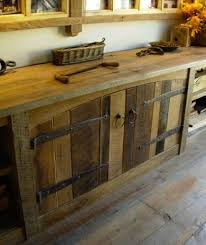 rustic barn wood kitchen cabinets 15 ways to use salvaged wood in your home barn wood